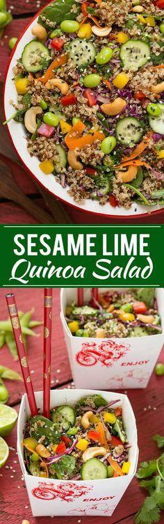 ... Salads on Pinterest | Quinoa salad, Quinoa and Southwest quinoa salad