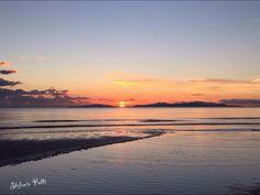 Calma piatta...tramonto sull'Elba