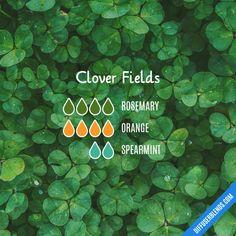 Clover Fields - Essential Oil Diffuser Blend