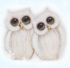 Woodland Winter Owl Printable Ornaments | AllFreeChristmasCrafts.com