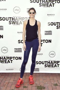 perfect workout apparel/hilary rhoda