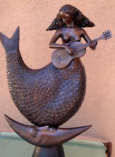 Bustamante mermaid