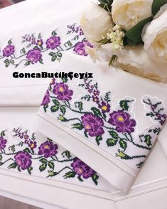 Dear Naile Ünlü from the hunters sent us the canoe. We tried 4 pillows on the duvet cover. Viking Tattoo Design, Viking Tattoos, Cross Stitch Borders, Cross Stitch Patterns, Sunflower Tattoo Design, Best Beauty Tips, Crewel Embroidery, Homemade Beauty Products, Foot Tattoos