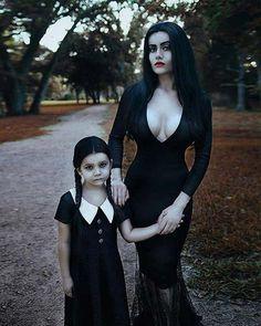Mother Daughter Halloween Costume Idea