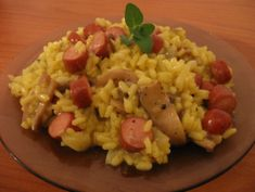 Cartofi gratinaţi la cuptor | Cook like a man! Risotto, Grains, Rice, Meat, Chicken, Cooking, Food, Kitchen, Essen