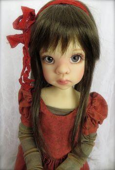 Tillie (human Talyssa) by Kaye Wiggs