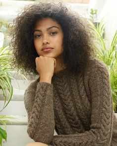 Introducing The Terrarium Collection   a capsule knitwear collection, Fashionable Knitting Kits