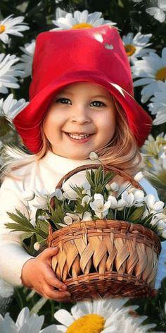 Cute Toddlers, Cute Kids, Cute Babies, Baby Kids, Cute Baby Girl Pictures, Newborn Pictures, Beautiful Little Girls, Beautiful Children, Gifs