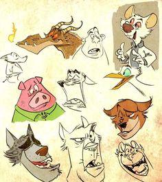 Speedy  #characterdesign #animal #art #sketch #speedy by dav_le_dessineux