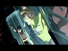 Funny moments from Young Justice E1-E2 Season 1.  PASS BATCAVES CROWADED ENOUGH!