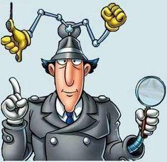 8 Best Visual Merchandising Inspector Gadget Images In 2014