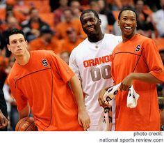 Syracuse mens basketball a couple years ago - I miss this team.