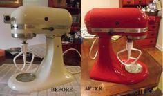 Kitchen Aid Makeover DIY   DoItKeen