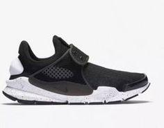 meet e80aa 3302f June Latest New Arrival Nike Sock Dart Oreo Slip On Tech Fleece Safari  Black White Cheap