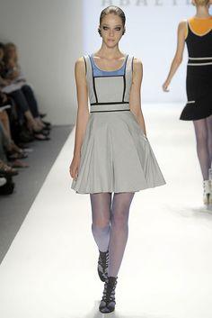Abaeté Spring 2009 Ready-to-Wear Fashion Show - Nathalie Edenburg