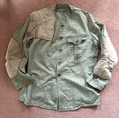 USMC Sniper's jacket