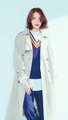 IMYOONAKU Korean Girl, Asian Girl, Korean Fashion, High Fashion, Taeyeon Jessica, Yoona Snsd, Famous Girls, Korean Celebrities, Girls Generation