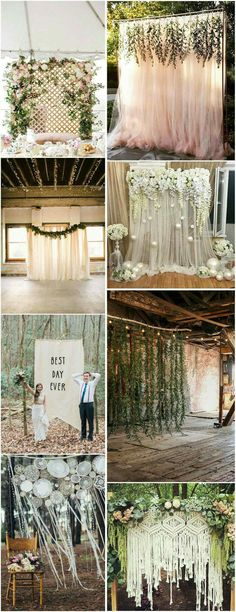 Choosing the perfect wedding backdrop is of great importance. backdrop 30 Unique and Breathtaking Wedding Backdrop Ideas Perfect Wedding, Dream Wedding, Wedding Day, Trendy Wedding, Wedding Church, Wedding Tips, Spring Wedding, Wedding Unique, Wedding Planning Ideas