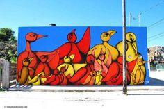Street Art Buzz @StreetArtBuzz shared on Twitter this> by Labrona - Montréa https://twib.in/l/xxbKz9bo8aq  #streetart #design #urbanart