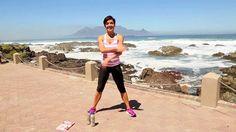 Dagbreek: Op jou merke - Linda Kriel, Bobene en boude Exercises, Workouts, Muffin Top, Workout Videos, Pilates, Health Fitness, Running, Anton, Saddle Bags