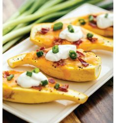 """For Recipe: CLICK on PIC and when taken to 2nd pic click again..Loaded """"Faux-Tato"""" Skins...  ...Recipe by George Stella... ...For tons more Low Carb recipes visit us at """"Low Carbing Among Friends"""" on Facebook"""