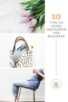 How to Use Instagram for Business | There's more to Instagram than popular hashtags and follow/unfollow methods. Learn 10 actionable Instagram ideas for business