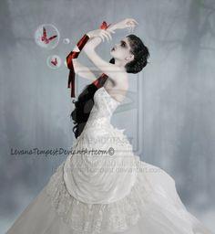 LevanaTempest on deviantart.com Lady Butterfly