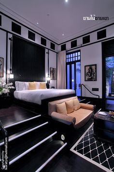 The Siam Hotel Bangkok Modern Luxury Bedroom, Luxury Bedroom Design, Home Room Design, Dream Home Design, Master Bedroom Design, Luxurious Bedrooms, Modern House Design, Home Bedroom, Home Interior Design