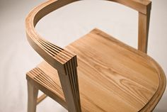 Finger Joint Chair on Behance