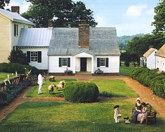 James Monroe House in Virginia: