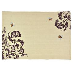 Busy Bees Placemat