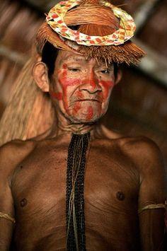 Shaman, Amazon Jungle, Peru