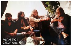 Milan 1971 (Sonesta Hotel)