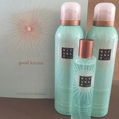 The Ritual of Karma, the limited Rituals edition. Nice fragrance