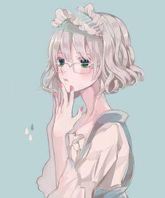 Anime girl art uploaded by ❍ ℓїʋ เ α ♡ on we heart it Anime Girl Cute, Beautiful Anime Girl, Kawaii Anime Girl, Anime Art Girl, Anime Girls, Anime Chibi, Chica Anime Manga, Manga Girl, Anime Style