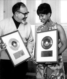 Aretha Franklin & Jerry Wexler, 1967