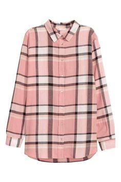 Фланелевая рубашка | H&M