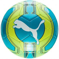 PUMA evoPOWER 6.3 Trainer MS Ball Atomic Blue/Safety Yellow/White