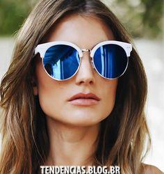 eb3cc70733352 670 melhores imagens de Óculos de sol   Girl glasses, Sunglasses e ...
