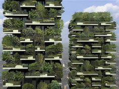 The green future of the city: Glow-in-the-dark trees and high-rise farming - Green Living - Environment - The Independent