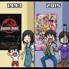 otaku meme tirinha anime manga
