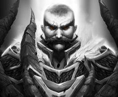 Artworks de Braum - League of Legends