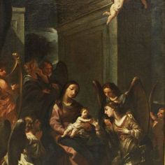 Vendita Dipinti Antichi Online • NowArc Painting, Painting Art, Paintings, Paint, Draw