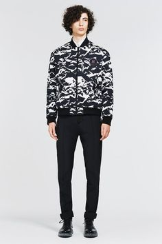Markus Lupfer Presentation AUTUMN/WINTER 2015-16 MENSWEAR