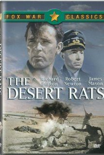 Directed by Robert Wise. With Richard Burton, James Mason, Robert Newton, Robert Douglas. Richard Burton plays a Scottish Army officer put in… Classic Movie Posters, Film Posters, Classic Movies, Robert Wise, Robert Douglas, Movie Tv, Scottish Army, German Army, Rats