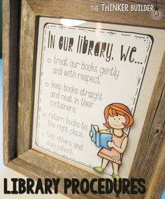 How I INTRODUCE My Classroom Library [Part Four in the Classroom Library Series] - - I don't mean to sound dramatic, but a hasty introduction of your classroom library to your students could spell disaster for the future of your …. 3rd Grade Classroom, Kindergarten Classroom, School Classroom, Classroom Libraries, Classroom Decor, Elementary Library Decorations, Classroom Helpers, Classroom Routines, Classroom Rules
