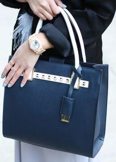 6154fda544 The Day to Night Classic Handbag with a Trendy Twist