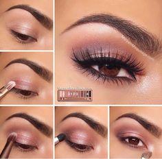 Naked 3 Palette eyeshadows