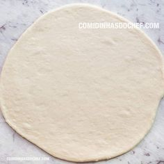 Massa de Pizza Tradicional – Comidinhas do Chef Pizza Tradicional, Food And Drink, Pasta, Cooking, Recipes, Mini Pizzas, Desert Recipes, Oven Baked Fish, Meatloaf With Stuffing