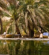 Aussergewöhnliche Hotels: Siwa Oase Adére Amellal, Pool